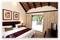 Kwa Maritane Bedroom